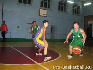 Младшая баскетбольная группа