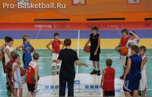 Требования к баскетболистам