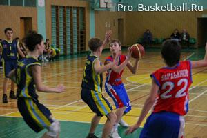 Трудности в баскетболе