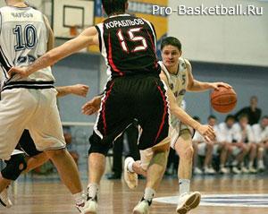 Теория технических приемов в баскетболе