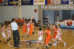 Воспитание в спорте и баскетболе