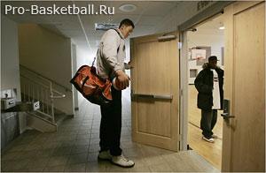 Высокорослые баскетболисты