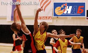 Первые занятия баскетболом