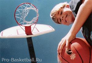 Стимулирование баскетболистов