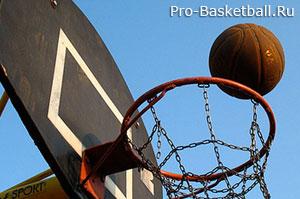 Технический прием в баскетболе