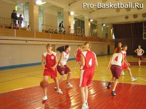 Техническая подготовка баскетболистов