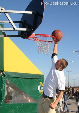 Упражнения баскетбола