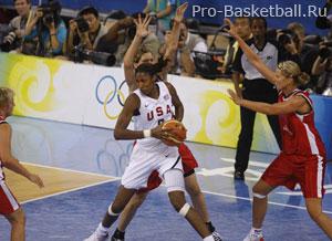 Баскетбол на скорости