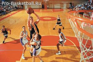 Как двигаться в баскетболе