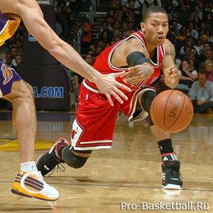 Передача мяча в баскетболе