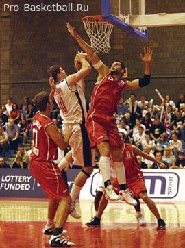 Ведение мяча в баскетболе