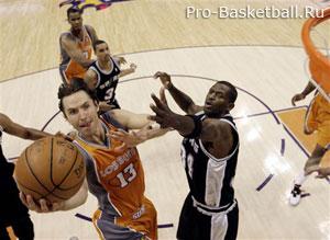 Злоупотребление ведением мяча в баскетболе