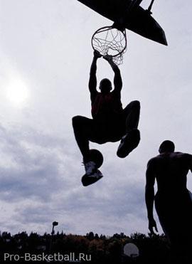 Владение мячом в баскетболе