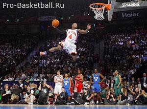 Злоупотребление в баскетболе