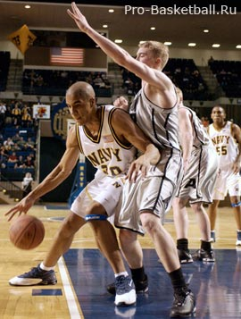 Быстрый прорыв в баскетболе