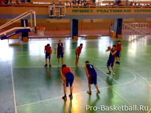 Подготовительный период в баскетболе