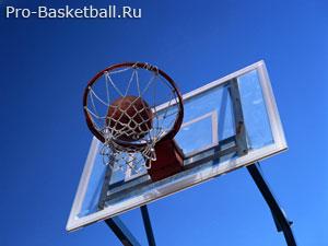 Предсоревновательная подготовка баскетболистов