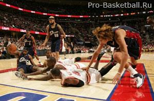 Упражнения для баскетбола